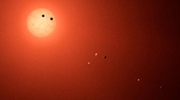 Рядом с тусклой звездой обнаружен двойник Венеры