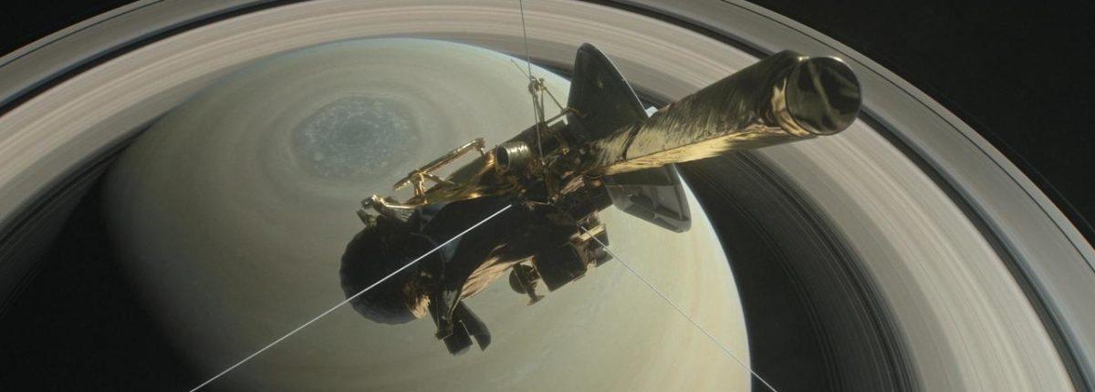 Миссия Кассини готовится к «грандиозному финалу»