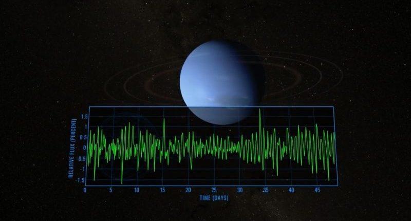 Как «Кеплер» увидел Нептун