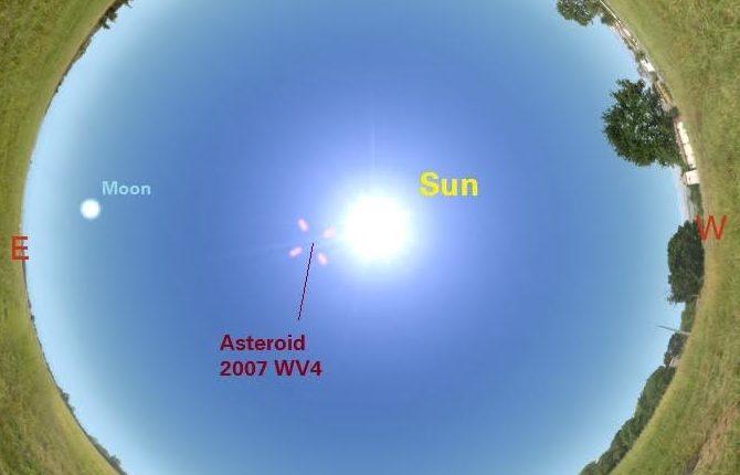 Два больших астероида пролетят рядом с Землей 29 мая и 1 июня