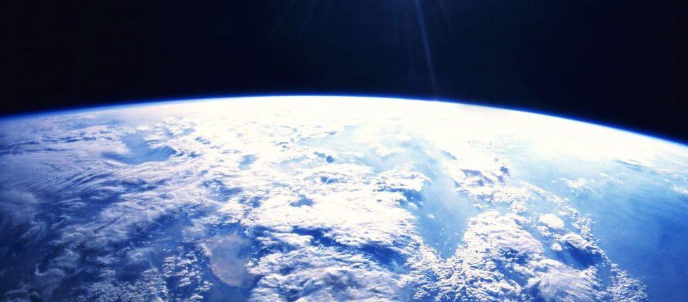 Земные облака из космоса