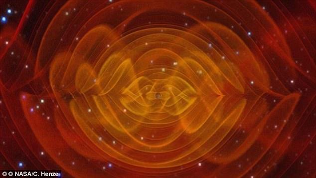 Дополнительные измерения могут быть скрыты в гравитационных волнах