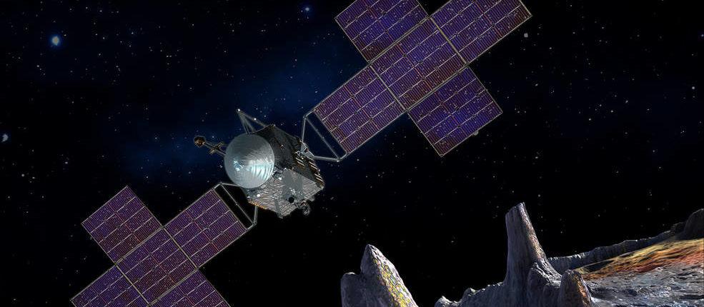 NASA представило результаты работы «Охотника на астероидов»