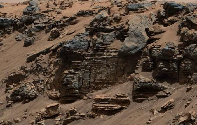 NASA подтвердило схожесть земных и марсианских озер