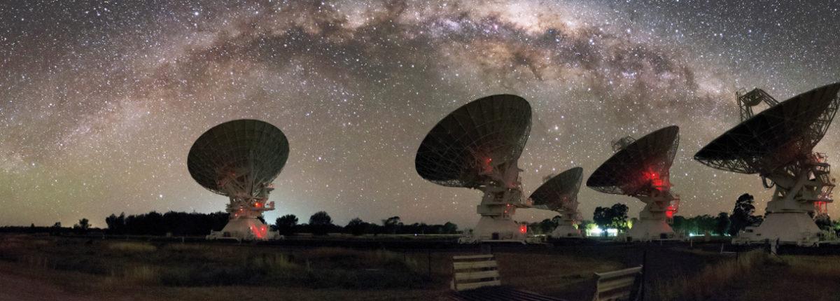 Таинственный сигнал из космоса, обнаружен телескопом, через несколько дней после его включения