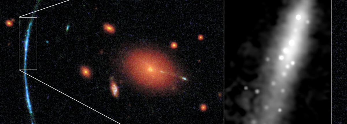 Космический телескоп «Хаббл» сделал потрясающие фотографии соседних галактик
