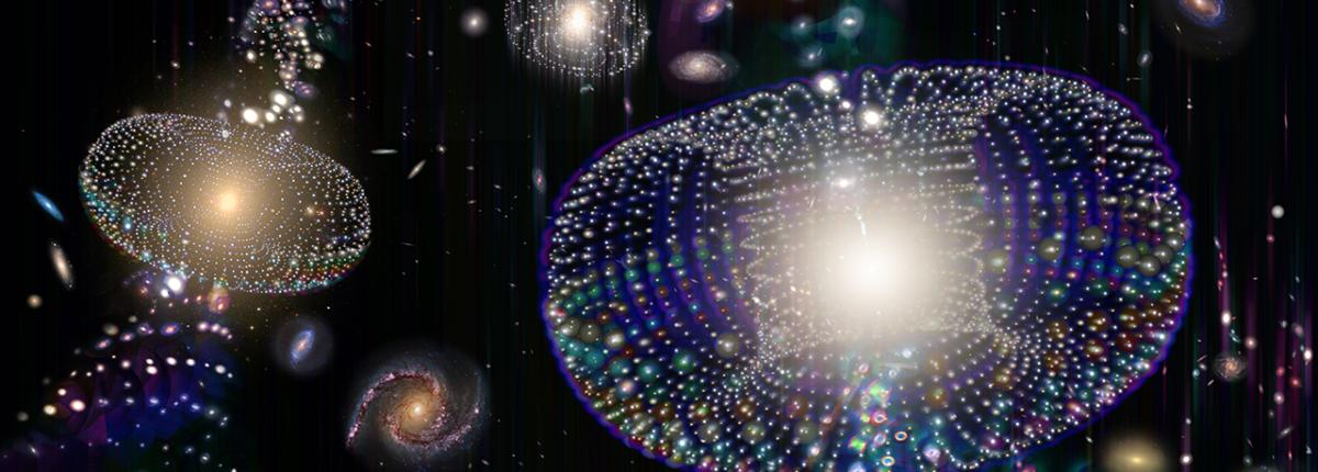 «Темный поток» — самая большая космическая структура и доказательство существования Мультивселенной