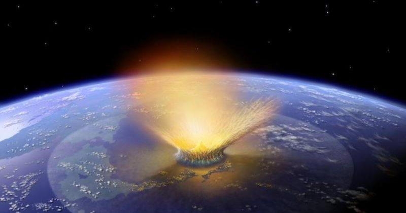 Два года в темноте после астероида уничтожившего динозавров?