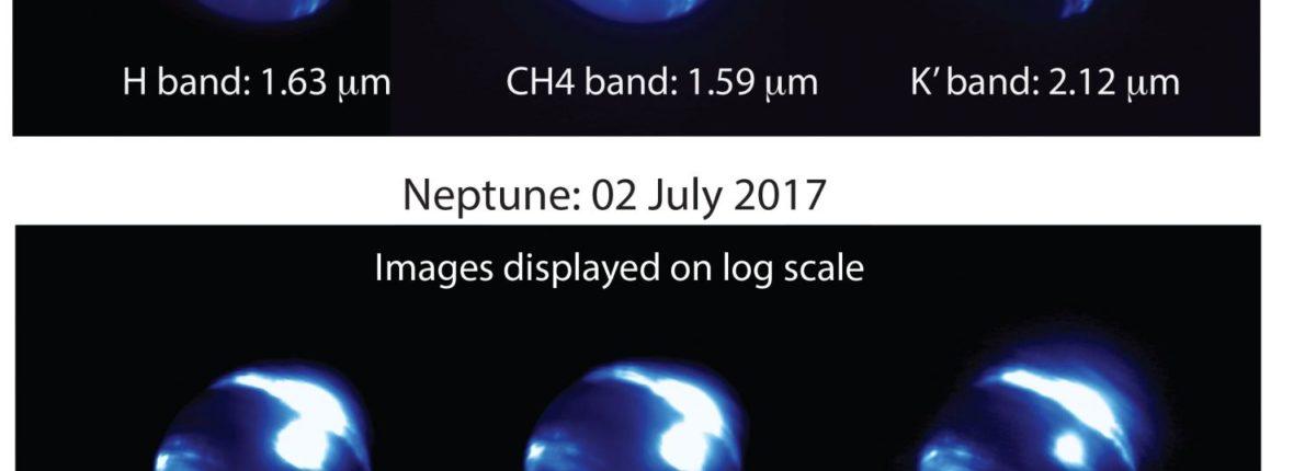 Невероятный шторм охватил Нептун