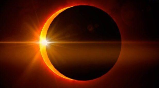 Как наблюдать за полным солнечным затмением в понедельник 21 августа онлайн