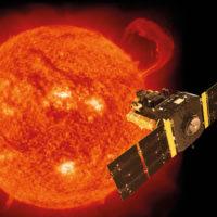 Ядро Солнца вращается в 4 раза быстрее, чем поверхность