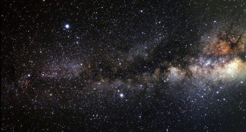 Темный разрыв в Млечном Пути