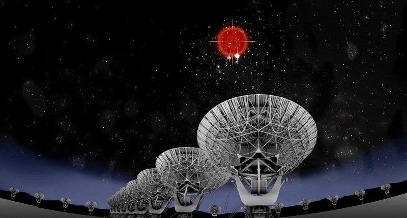 Во Вселенной каждую секунду возникают «Быстрые радио всплески»