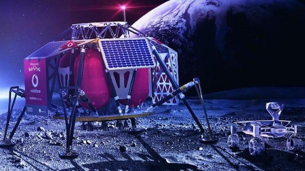 Луна получит свою собственную сеть 4G в 2019 году