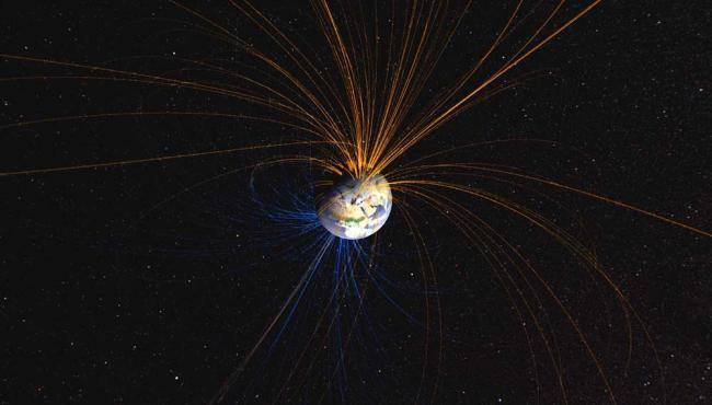 Магнитные полюса Земли на грани переворота