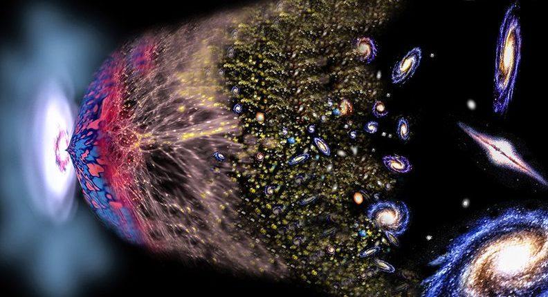 Стивен Хокинг: Я знаю, что было до Большого Взрыва