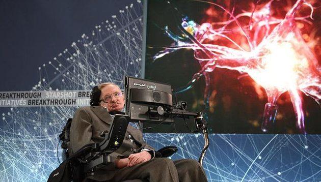 Стивен Хокинг, известный ученый, умер в 76 лет