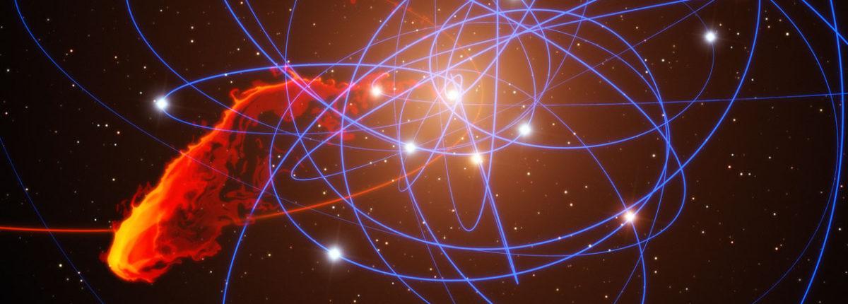 Ученые: В центре Млечного Пути находятся тысячи черных дыр