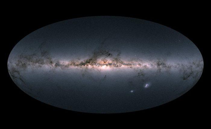 ЕКА: Gaia создает богатейшую звездную карту нашей Галактики