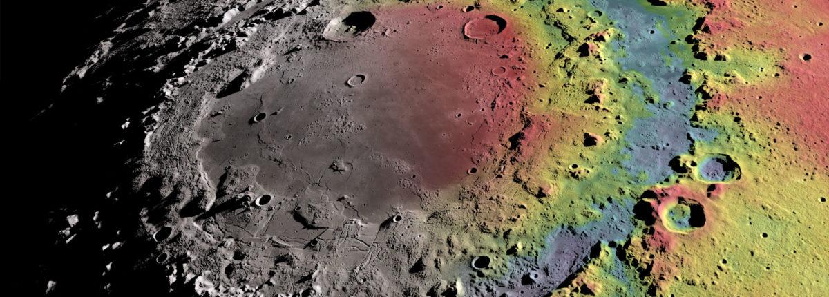 NASA опубликовало видео-тур по Луне в потрясающем разрешении 4К