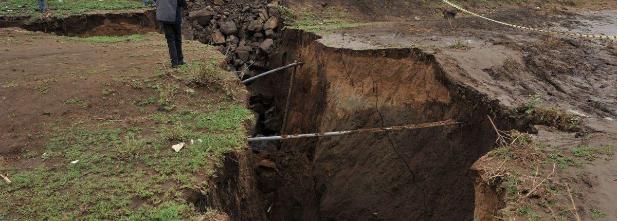 Геологи: Африка разделится на два континента