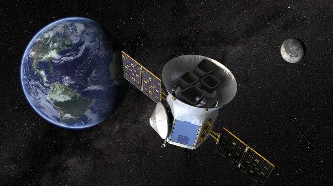 NASA запускает новый спутник для поиска землеподобных миров