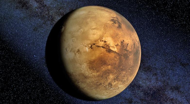 NASA нашло что-то на Марсе. На четверг назначена пресс-конференция