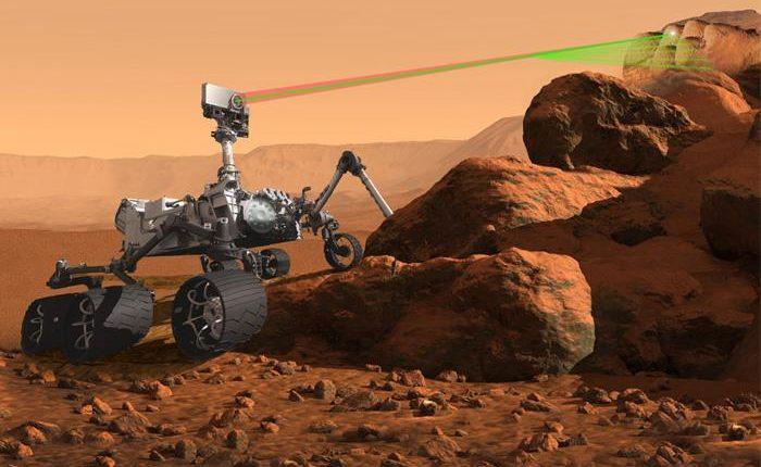 Прямая трансляция: NASA обнародует, что нашел марсоход Curiosity на Красной планете