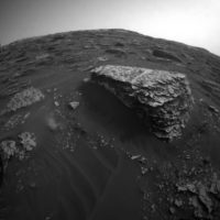 Марсоход NASA зафиксировал движение на Марсе? Размытую фигуру обнаружили на снимках Curiosity