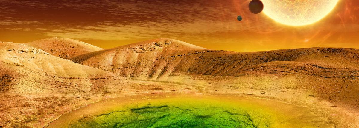 NASA: Поймем ли мы, что это инопланетная жизнь, если увидим ее?