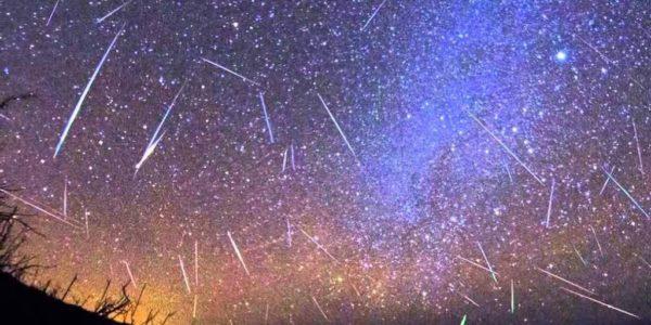 Над Москвой можно будет увидеть звездопад Персеиды