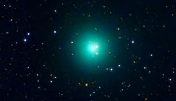 К Земле летит комета с огромным газовым облаком