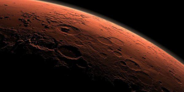 Атмосфера Марса ведёт себя, как неразделимая система