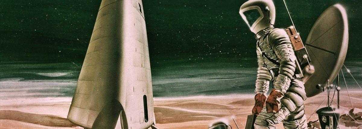 Астронавт NASA: Люди могли побывать на Марсе еще в 1960-х годах
