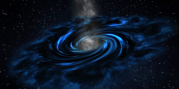 обнаружили новое вещество около черной дыры