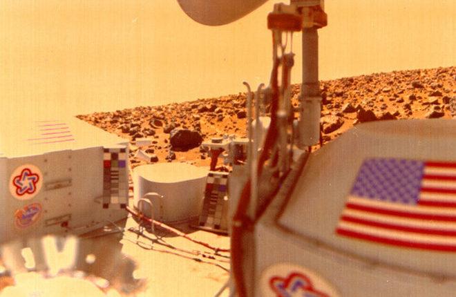 NASA сожгло доказательства существования жизни на Марсе 40 лет назад