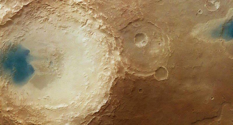 Обнаруженная жидкость на Марсе даст новый скачок исследований на красной планете