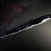 Астероид Оумуамуа набрал невероятную скорость