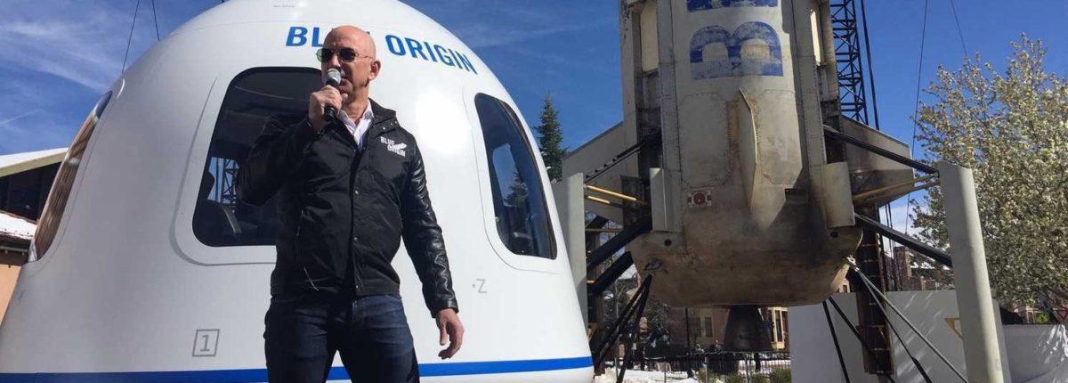 Пора копить деньги на билет в космос: Blue Origin раскрыла стоимость своих услуг