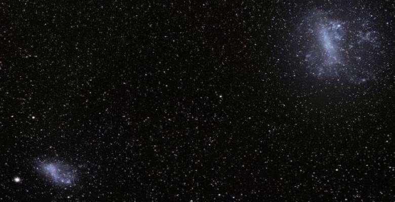 Пара карликовых галактик — лучшие «родители» для звезд