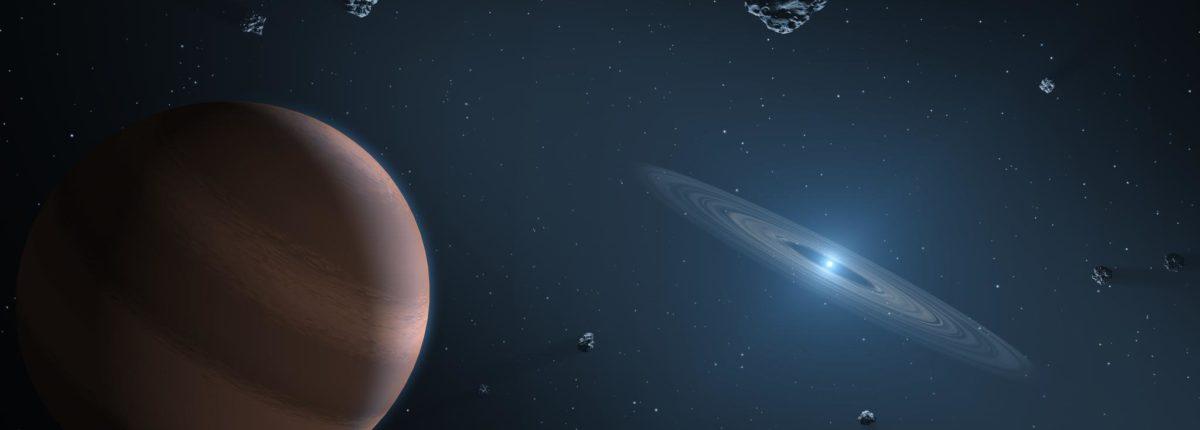 Ученые: химический состав Земли не особо отличается от состава других планет