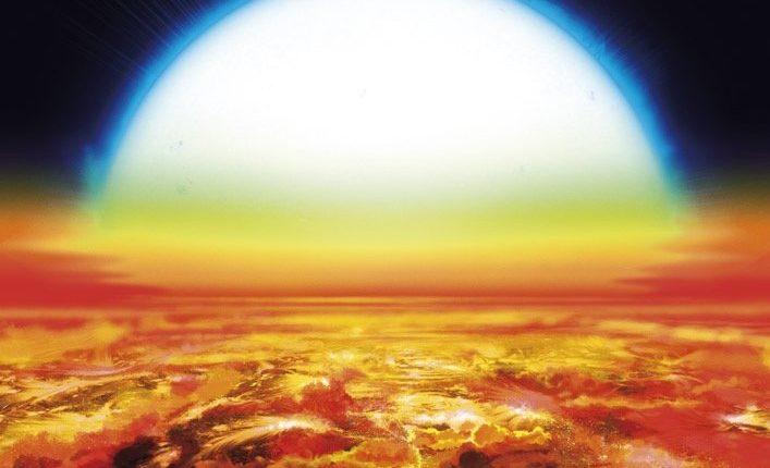 Железо и титан в парообразном состоянии? — Астрономы изучили самую горячую планету