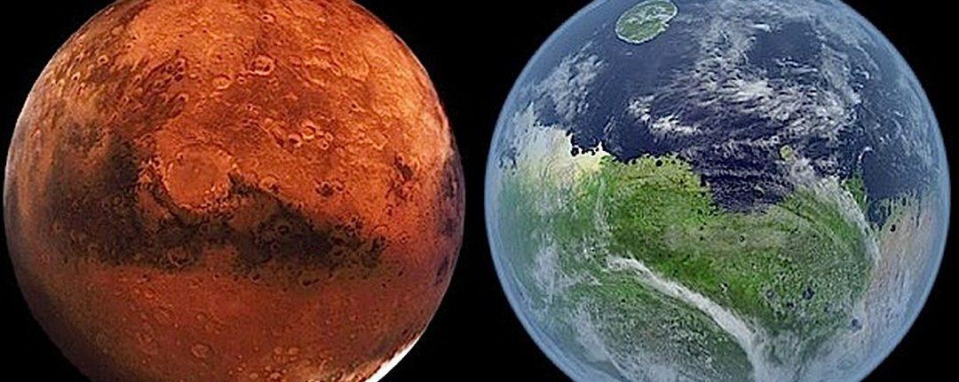 Терраформировать Марс? — Ученые сказали «нет»