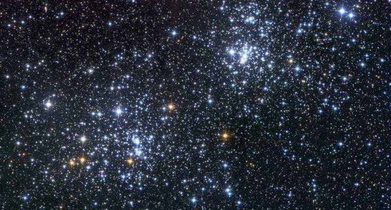 Астрономы нашли новый метод изучения звездных кластеров