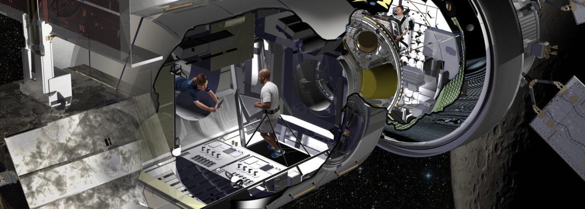 Компания Lockheed Martin создала модуль для отправки космонавтов на Луну