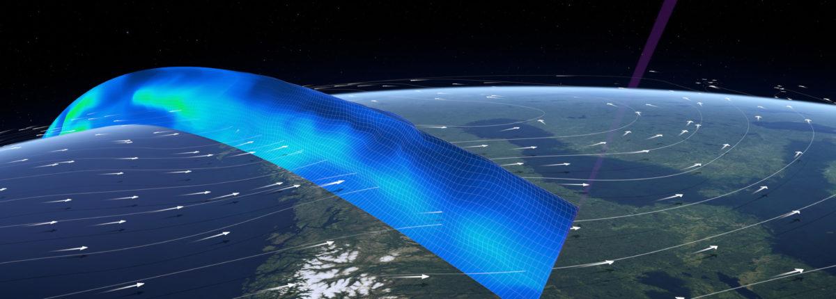 Европейский спутник будет наблюдать за потоками ветра на Земле в глобальном масштабе
