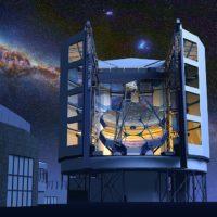 Начаты работы по извлечению твердых пород в рамках проекта Giant Magellan Telescope