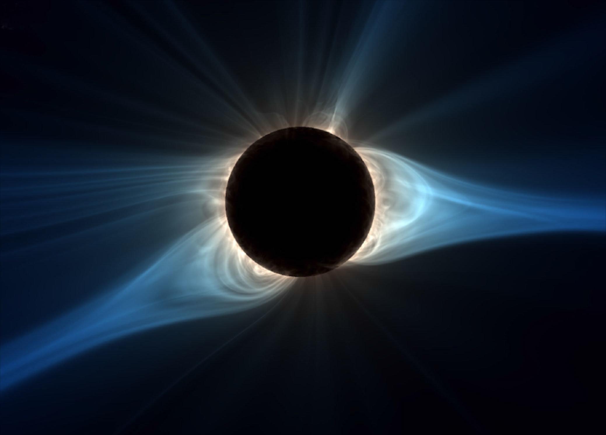 smithsonian solar eclipse - HD2000×1500