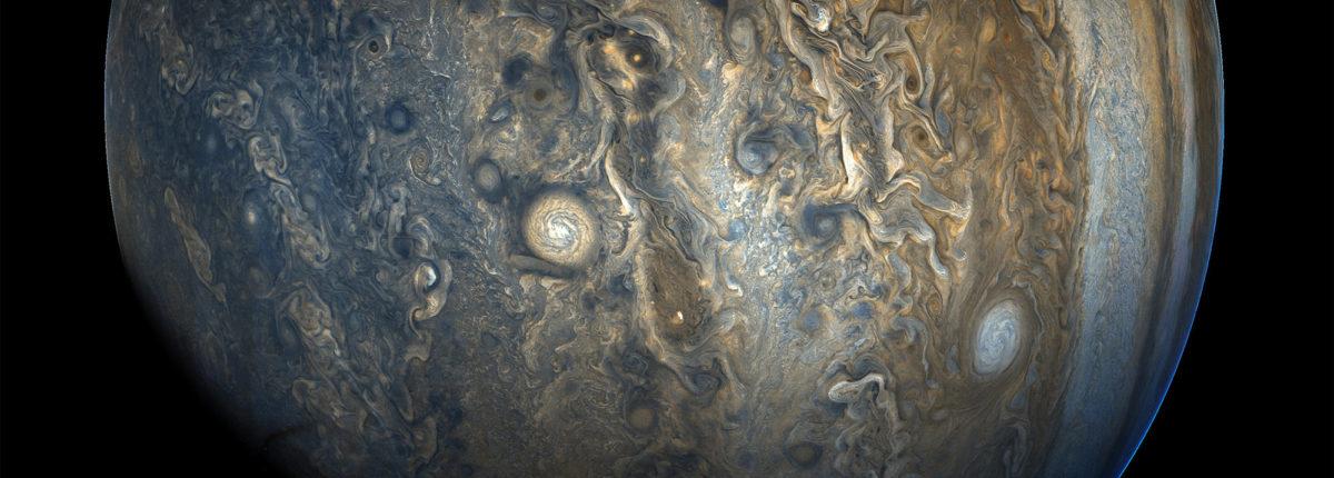 Астрономы рассказали как формировался Юпитер