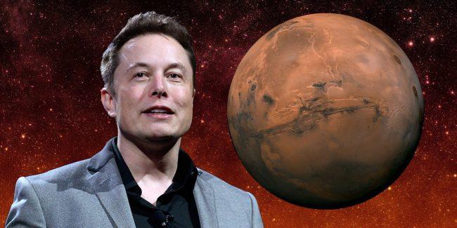 НАСА считает идеи Маска нереальными